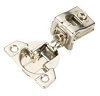 P5129-14 Concealed Face Frame Hinges Bright Nickel